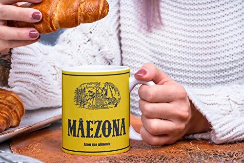 Caneca Mãezona - Presente para o Dia Das Mães
