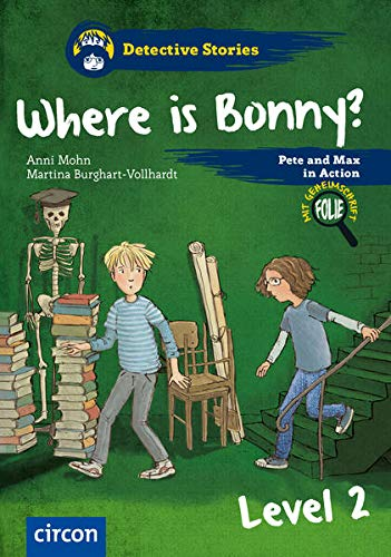 Where is Bonny?: Level 2 (Detective Stories)