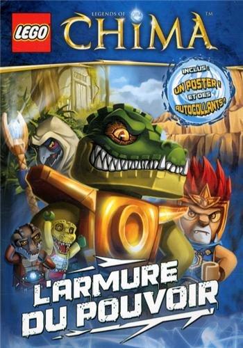 LEGO CHIMA L'ARMURE DU POUVOIR