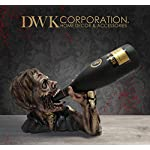 DWK-Elixir-of-the-Undead-Zombie-Wine-and-Beverage-Bottle-Holder-Display-Rack-for-Halloween-Home-Decor-and-Kitchen-12-inch