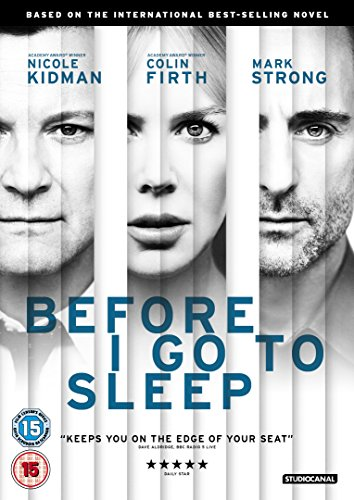 Before I Go to Sleep [DVD-AUDIO]