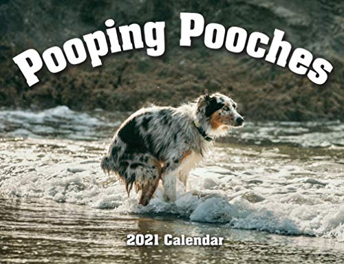 2021 Pooping Pooches White Elephant Gag Gift...