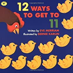 12 ways to get to 11 - addition strategy book