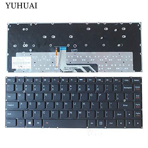 Laptop keyboard, US keyboard For LENOVO IDEAPAD Yoga-900-13ISK Yoga-900S-13ISK Black With backlight English laptop keyboard