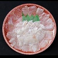 天然 鯛の薄造り1~2人前90g×2皿 島根大田鮮魚市場 旨みたっぷり 刺身よりも旨い高級薄造りだから味わえる旨味 日帰り漁のうまみをご堪能ください