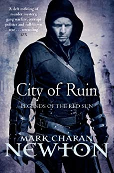 City Of Ruin: Legends of the Red Sun 2: Legends of the Red Sun: Book Two by [Mark Charan Newton]