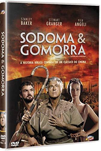 Dvd Sodoma e Gomorra - Stanley Baker