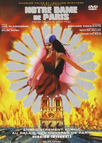 Notre Dame de Paris [Francia] [DVD]