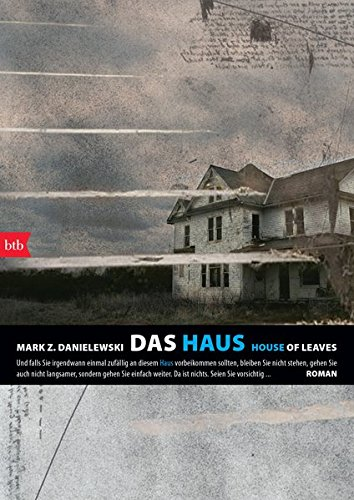 Das Haus / House of Leaves