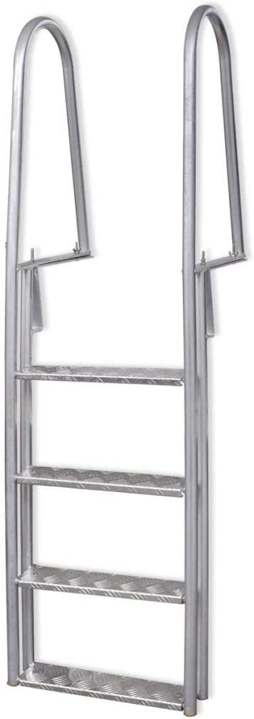 Free Shipping Cheap Bargain Gift Pool Ladder Step Max 61% OFF Entry System Ground for Swim Above