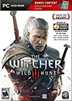 Warner Brothers The Witcher 3 : Wild Hunt – PC