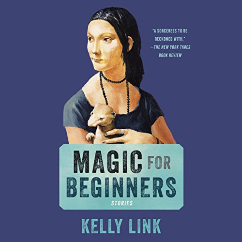 Magic for Beginners audiobook cover art