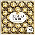 24-Count Ferrero Rocher Fine Hazelnut Milk Chocolate