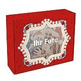 Herz & Heim® Adventskalender mit Foto zum Befüllen - eine toller DIY Kalender für die Vorweihnachtszeit