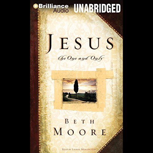 Jesus, the One and Only audiobook cover art
