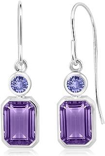 Best emerald cut tanzanite earrings Reviews
