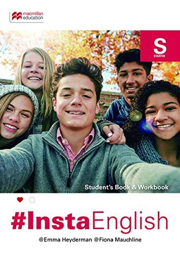 #InstaEnglish: Student's Book & Workbook - Starter