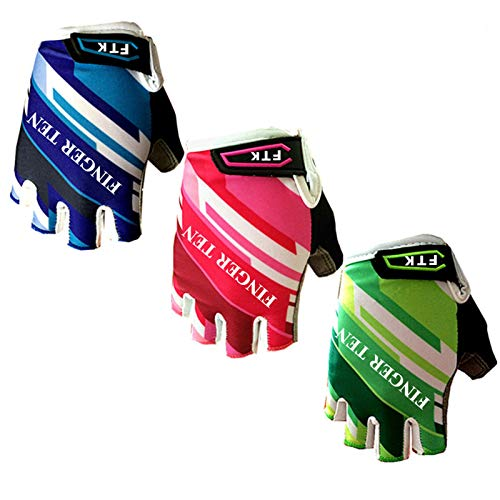 Product Image of the Finger Ten Cycling Gloves