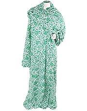 Rahati Religion Prayer Dress For Women - Green