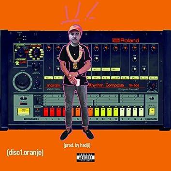 Disc 1 (Oranje)