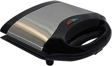 Sandwich Toastie Maker avec machine à sandwich maison Machine de petit-déjeuner en acier inoxydable en acier inoxydable fe...