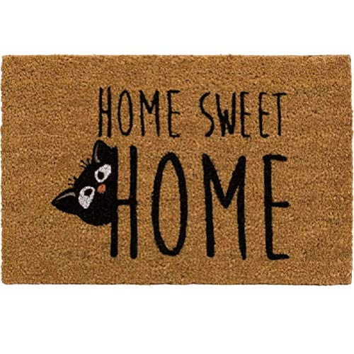 Zen Kat Paillasson Chat Home Sweet Home 40 x 60 cm