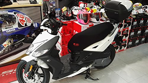 Funda Cubre Asiento Scooter o Moto Kymco Agility New'16 125cc (Ref Agility)