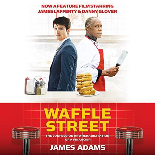 Waffle Street audiobook cover art