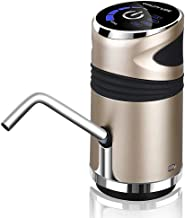KKmoon Distribuidor de bomba de água elétrica automática, garrafa galão, interruptor de bebida, bomba de água potável de c...
