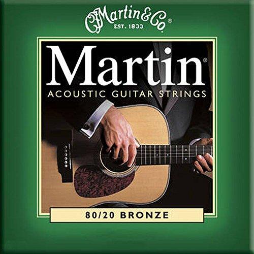 Martin Western-Gitarren Saiten MA-170 Extra light .010-.047