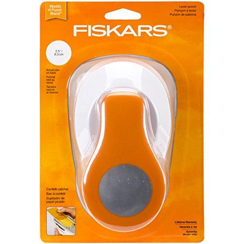 Fiskars Circle Lever Punch, XX-Large