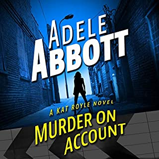 Murder on Account cover art