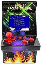 NBCP Mini Handheld Arcade Console 288 Jeux dans 1 Jeux d'arcade rétro Portables