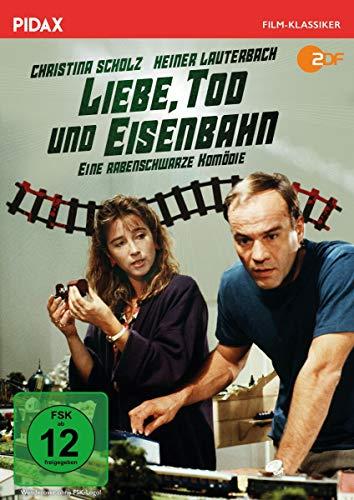 Liebe, Tod und Eisenbahn / Eine rabenschwarze Komödie (Pidax Film-Klassiker)
