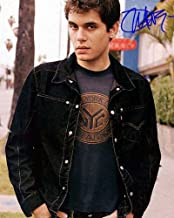 John Mayer Autographed Preprint Signed 11x14 Poster Photo 8
