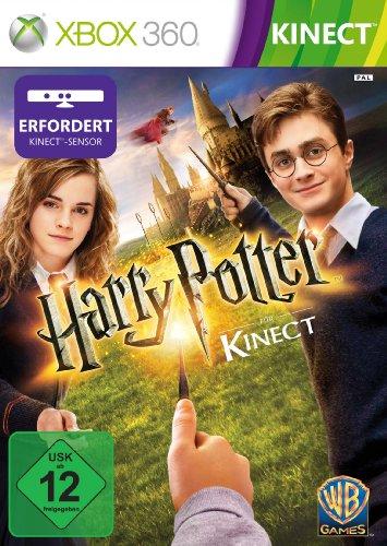 Harry Potter Kinect (Kinect) - [Xbox 360]