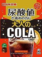 UHA味覚糖 機能性表示食品 大人のコーラキャンディ 51g ×3袋