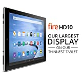 Fire HD 10 Tablet with Alexa, 10.1'...