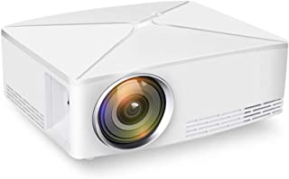 Mini LED Projector 1280x720 HD Portable HDMI Video 3D LCD Android WiFi Beamer Home Theater