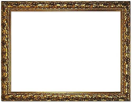 hasta 42% de descuento Marco barroco 333 oro, oro, 40 x 60 cm, cm, cm, vacío marco  protección post-venta