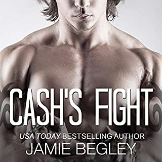Cash's Fight audiobook cover art