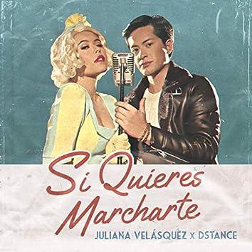 Si Quieres Marcharte Feat. Dstance (Cap. 1)
