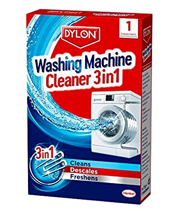 Dylon Limpiador de lavadora, paquete de 6
