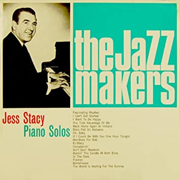Jess Stacy Piano Solos
