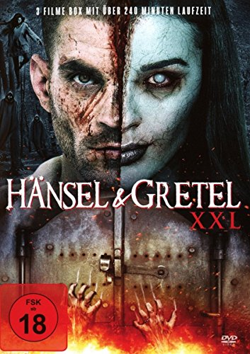 Hänsel & Gretel Horror-XXL Box (3 Filme-Uncut-Edition)
