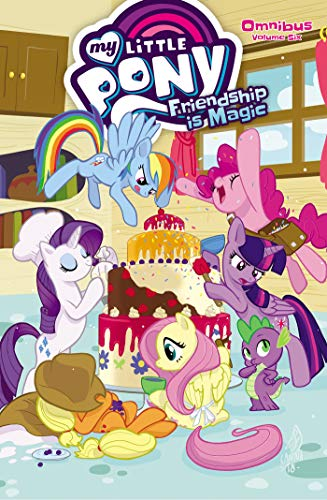 My Little Pony Omnibus Volume 6