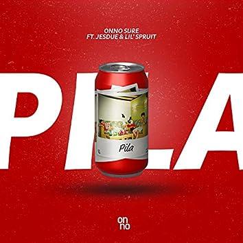 PILA (feat. Jesdue & Lil Spruit)
