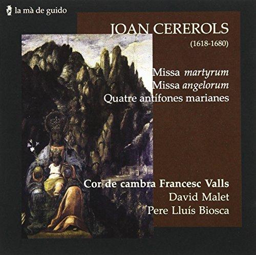 Joan Cererols