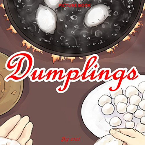 Dumplings audiobook cover art