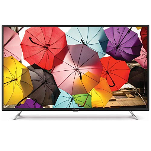 Strong SRT 43UB6203 4K UHD LED Smart-TV - Téléviseur, 108cm, 43', 3840x2160 Pixels (Ultra HD, Netflix, Youtube) Noir
